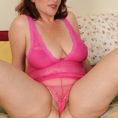 mature MILF shows panties 15 233x233